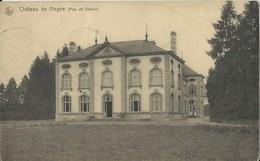 Château  De Hogne   (Namur)   -   1914   Antoing  Naar  Hainaut - Somme-Leuze