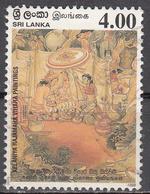 SRI LANKA    SCOTT NO.  1226    USED    YEAR  1998 - Sri Lanka (Ceylon) (1948-...)