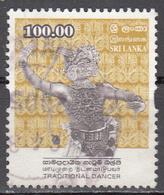 SRI LANKA    SCOTT NO.  1313    USED    YEAR  2000 - Sri Lanka (Ceylon) (1948-...)