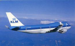 AVIATION - KLM - BOEING 747-400 OS6 - 1946-....: Moderne