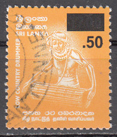 SRI LANKA    SCOTT NO.  1409    USED    YEAR  2003 - Sri Lanka (Ceylon) (1948-...)
