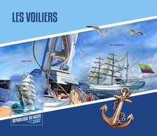 NIGER 2018  Tall Ships  S201804 - Niger (1960-...)