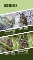 NIGER 2018   Owls S201804 - Niger (1960-...)