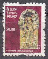 SRI LANKA    SCOTT NO.  1828    USED    YEAR  2012 - Sri Lanka (Ceylon) (1948-...)