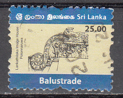 SRI LANKA    SCOTT NO.  1878    USED    YEAR  2012 - Sri Lanka (Ceylon) (1948-...)