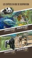NIGER 2018    Endangered Species S201804 - Niger (1960-...)