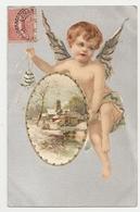 Carte Illustrateur 1908. Angelot (2777) L300 - Angels