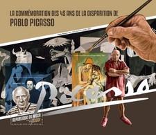 NIGER 2018   Pablo Picasso  S201804 - Niger (1960-...)