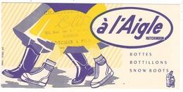 Buvard A L'Aigle Chaussures Elite 80 Rue Des Trois Cailloux Amiens 80 Somme - Shoes