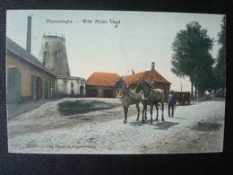 VLAMERTINGHE : Witte Molen   In 1913 - Ieper