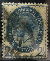 GREAT BRITAIN 1929. Ninth U.P.U. Congress, London. 2 1/2d. SG 437. Used. - 1840-1901 (Viktoria)
