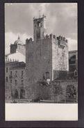 CPSM ESPAGNE - CACERES - Torre De Abu-Jacob - TB PLAN EDIFICE TOUR Remparts + Jolie Vue Automobile - Cáceres