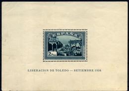 2742- España Nº 837 - Blocs & Feuillets