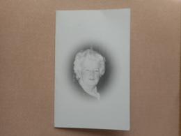 D.P.-ADEL- BARONNE PAUL De GRUBEN °NIEPOLOMICE (GALICIE)5-2-1908+BOOISCHOT 3-12-1994 - Religion & Esotérisme
