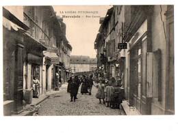 CPA LA LOZÈRE PITTORESQUE MARVEJOLS Rue Carnot - Marvejols