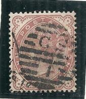 Grande Bretagne -- N° 69 Côte 75€ - Usados