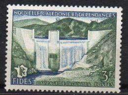 NOUVELLE-CALEDONIE ( POSTE ) : Y&T  N°  287  TIMBRE  NEUF  SANS  TRACE  DE  CHARNIERE , A  VOIR . - Nouvelle-Calédonie