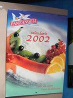 MONDOSORPRESA, CALENDARIO CAMEO PANEANGELI 2002 - Calendars