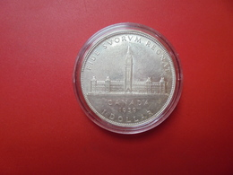 CANADA 1$ 1939 ARGENT QUALITE SUP/FDC !!! - Canada