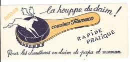 Buvard  Coussinet Famaco La Houppe Du Daim - Shoes