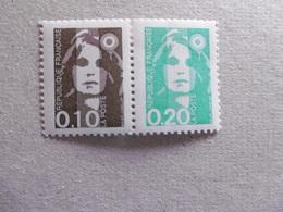 1990      P2617   * *   MARIANNE DU BICENTENAIRE - Neufs