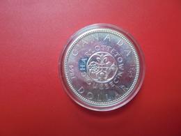CANADA 1$ 1964 ARGENT QUALITE SUP/FDC !!! - Canada