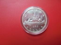 CANADA 1$ 1965 ARGENT QUALITE SUP/FDC !!! - Canada