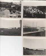 """Coutansouze ( Allier ) - 5 Photos """"Chantiers De Jeunesse """" - Documents"""