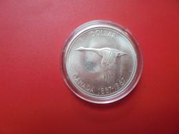 CANADA 1$ 1967 ARGENT QUALITE SUP/FDC !!! - Canada