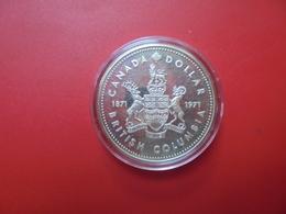 CANADA 1$ 1971 ARGENT QUALITE SUP/FDC !!! - Canada