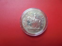 CANADA 1$ 1973 ARGENT QUALITE SUP/FDC !!! - Canada