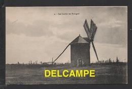 DD / MOULIN À VENT DANS LES LANDES DE BRETAGNE - Windmühlen