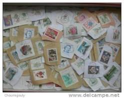MONACO OBLITERES : ENVIRON 1500 TIMBRES RECENTS A LAVER. - Collections, Lots & Séries