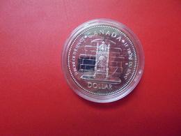 CANADA 1$ 1977 ARGENT QUALITE SUP/FDC !!! - Canada