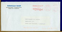 GERMANY - EMA - KONZ - ZETTELMEYER - RUSPA - MOVIMENTO TERRA - Fabbriche E Imprese