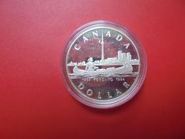 """CANADA 1$ 1984 ARGENT QUALITE """"PROOF"""" - Canada"""