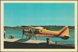 Austin Airways De Havilland Canada DHC-2 Beaver - Airline Publications & Sales Postcard - 1946-....: Modern Era