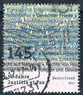 2017  50 Jahre  Justitia Et Pax - [7] Federal Republic