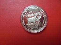 """CANADA 1$ 1985 ARGENT QUALITE """"PROOF"""" - Canada"""