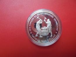 """CANADA 1$ 1988 ARGENT QUALITE """"PROOF"""" - Canada"""