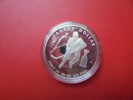 """CANADA 1$ 1993 ARGENT(925/000) QUALITE """"PROOF"""" - Canada"""