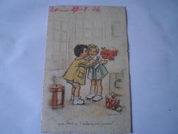 GERMAINE BOURET // Fais Attention T'enleves Ma Poudre! - Used 1942 - Bouret, Germaine