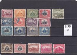 Haití  -  Lote 18 Sellos Diferentes    -  5/5270 - Haiti