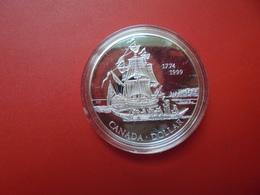 """CANADA 1$ 1999 ARGENT(925/000) QUALITE """"PROOF"""" - Canada"""