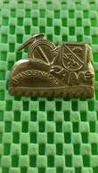 Medaille / Medal - Medaille -pins     Zams - Gemeente Oberinntal  , Austria Oosterijk. - Städte