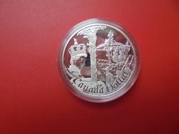 """CANADA 1$ 2002 ARGENT(925/000) QUALITE """"PROOF"""" - Canada"""