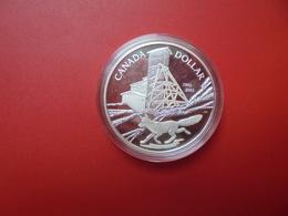 """CANADA 1$ 2003 ARGENT(925/000) QUALITE """"PROOF"""" - Canada"""