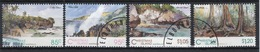 Christmas Island Set Of Stamps To Celebrate Scenic Views Of The Island 1993. - Christmas Island
