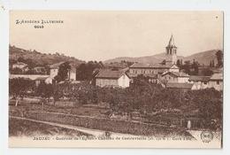 07 Jaujac, Quartier De L'église, Chateau De Castrevieille (2792) (2) L300 - Other Municipalities