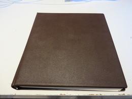 ISEL  OF  MAN 1973 Bis 1984 Geb. LINDNER-T-VORDRUCKTEXT  Mit  O /  * /  ** /  MARKEN  Im Geb. RINGBINDER - Briefmarken